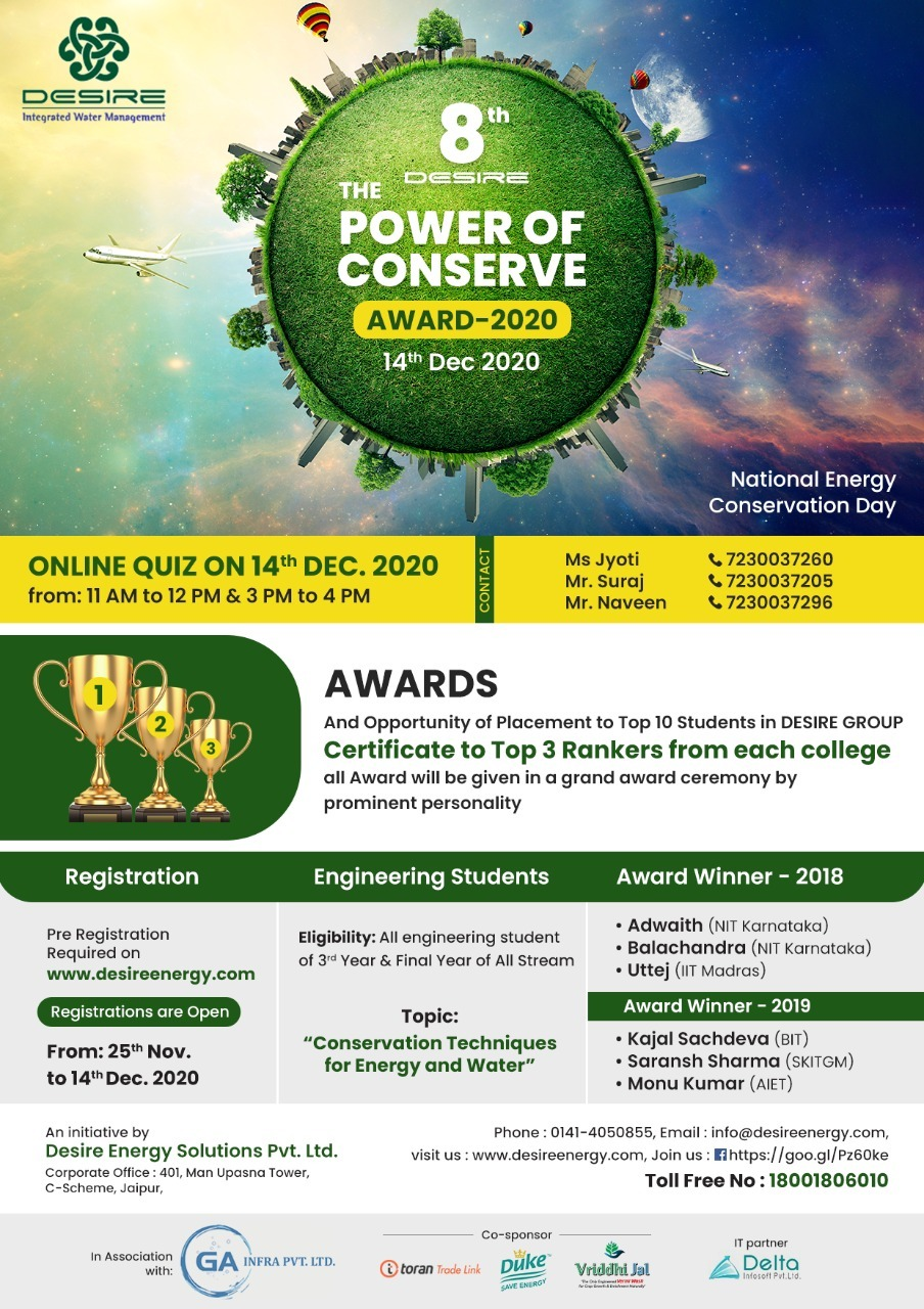 Online Quiz Competition Registration